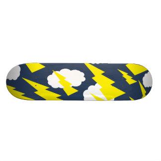 稲妻の嵐 カスタムスケートボード