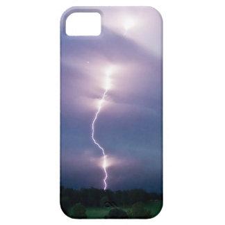稲妻のiPhone 5の場合 iPhone SE/5/5s ケース