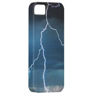 稲妻のiPhone SE/5/5Sのやっとそこに場合 iPhone SE/5/5s ケース