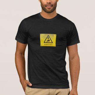 稲妻への死 Tシャツ