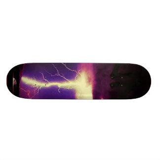 稲妻板 スケートボードデッキ