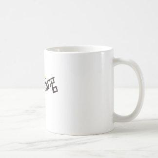 稲妻 コーヒーマグカップ