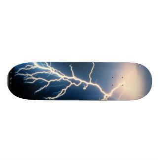 稲妻 スケートボードデッキ