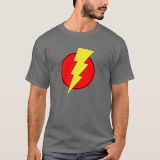 稲妻 Tシャツ