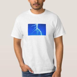 稲妻- Tシャツ
