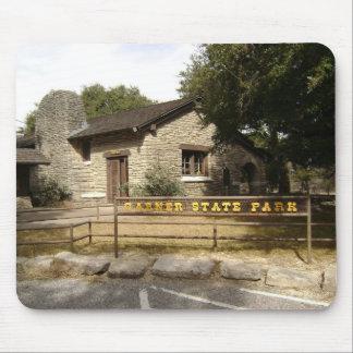穀倉の州立公園、テキサス州 マウスパッド
