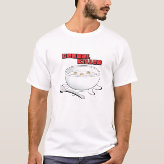 穀物のキラー Tシャツ