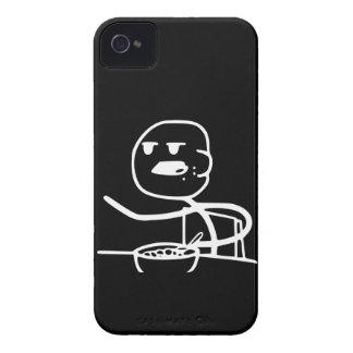 穀物のミームの人 Case-Mate iPhone 4 ケース
