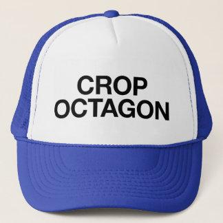 穀物の八角形のおもしろいのスローガンのトラック運転手の帽子 キャップ