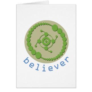 穀物の円の信者 カード