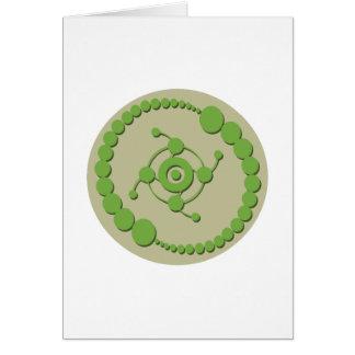 穀物の円 カード