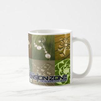 穀物の円 コーヒーマグカップ