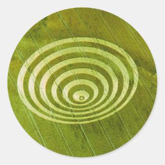 穀物の円Cissburyは1995年を鳴らします ラウンドシール