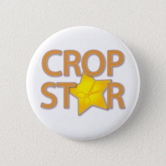 穀物の星 缶バッジ
