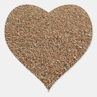 穀物 ハートシール