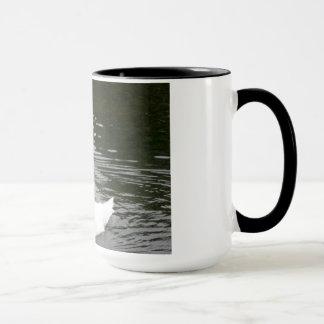 穂軸及びペンのマグ マグカップ