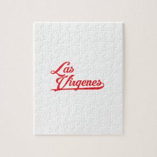 積み重なるLas Virgenes ジグソーパズル