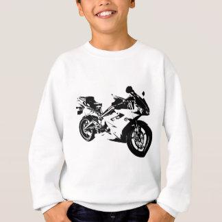 積極的なスポーツのオートバイ スウェットシャツ