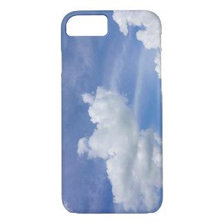 積雲のパフ iPhone 8/7ケース