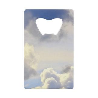 積雲の嵐 クレジットカード ボトルオープナー