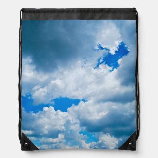 積雲 ナップサック