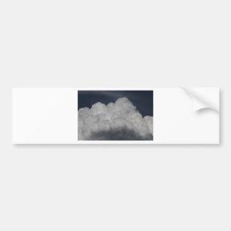 積雲 バンパーステッカー