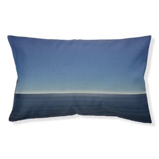 穏やかで青い海