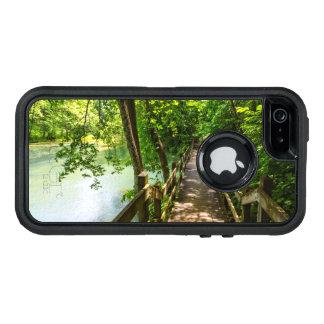 穏やかなハイキング オッターボックスディフェンダーiPhoneケース