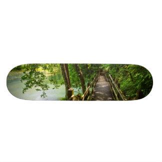 穏やかなハイキング スケートボード