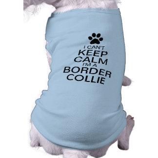 穏やかなボーダーコリー犬を飼うことができません ペット服