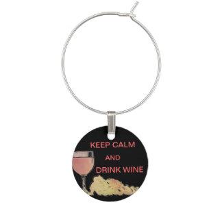 穏やかなワインを保存して下さい ワインチャーム