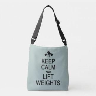 穏やかな及び上昇の重量カスタムな色のバッグ保って下さい クロスボディバッグ