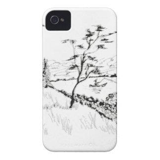 穏やかな漁師 Case-Mate iPhone 4 ケース