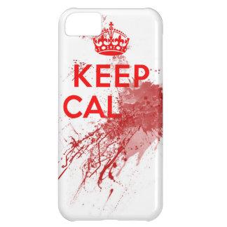 穏やかな血のゾンビを保って下さい iPhone 5C ケース