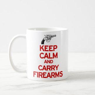 穏やか保ち、火器のマグを運んで下さい コーヒーマグカップ