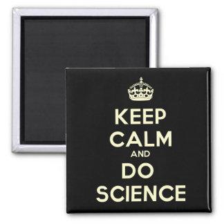 穏やか保ち、科学の磁石をして下さい マグネット