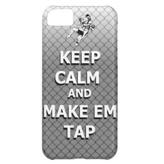 穏やか保ち、emのタップを作って下さい iPhone5Cケース