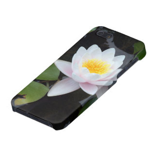 穏やかwaterlilly iPhone 5 ケース