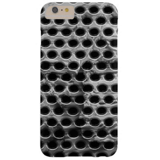 穴があいた金属のiPhoneの場合 iPhone 6 Plus ベアリーゼアケース