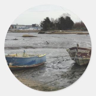 穴湾、ドーセットのボート ラウンドシール