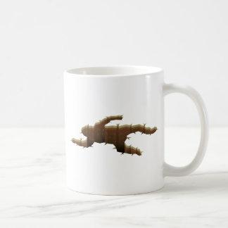 穴 コーヒーマグカップ