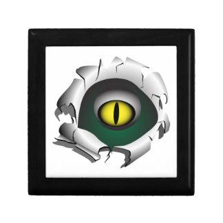穴、壊れ目。モンスターの目 ギフトボックス