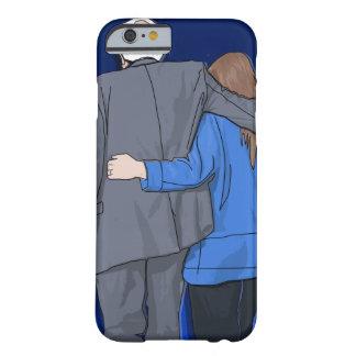 穹窖のやっとそこにiPhone 6/6sの場合ベルニーN J Barely There iPhone 6 ケース