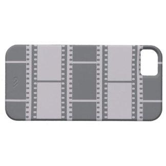 穹窖のフィルムのストリップのストライプ iPhone SE/5/5s ケース
