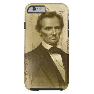 穹窖の堅いiPhone6ケース-若いリンカーン ケース