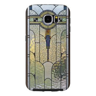穹窖の堅いSamsungの銀河系S6のステンドグラス Samsung Galaxy S6 ケース