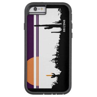 穹窖の堅いXtremeのiPhone 6/6sの場合AZ POSTCAR Tough Xtreme iPhone 6 ケース