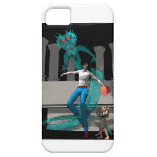 穹窖のiPhone 5のマンガの物語 iPhone SE/5/5s ケース