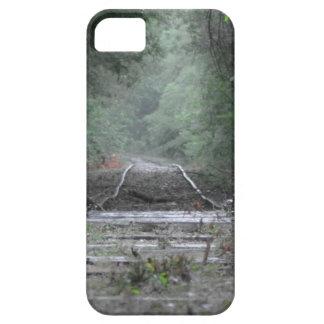 穹窖のiPhone 5の場合 -- 鉄道線路 iPhone 5 ケース