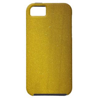 穹窖のiPhone 5の金ゴールドの輝き iPhone SE/5/5s ケース